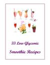 33 Low Glycemic Smoothie Recipes